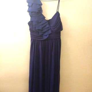 Navy Blue Prom/Formal Dress