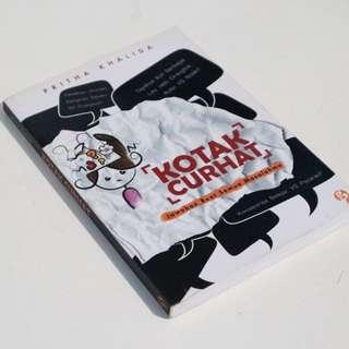 Novel Kotak Curhat