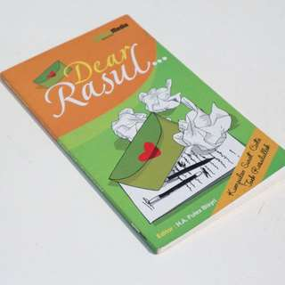 Buku Novel Rasul