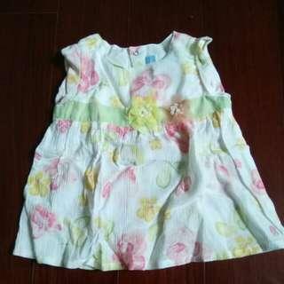 麗嬰房2號 女童洋裝#免運