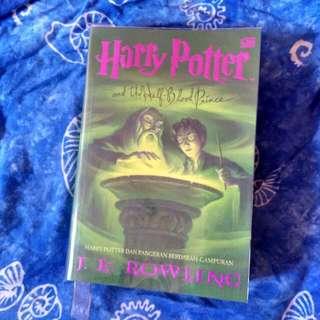 Harry Potter Nomor 6
