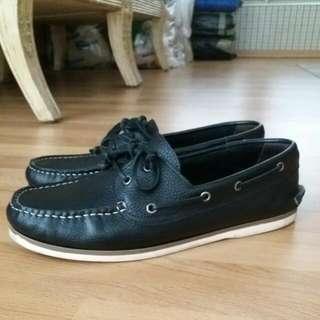Mango Men Boat Shoe