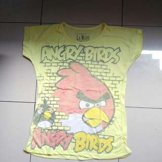 Kaos Angrybirds