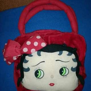 Betty Boop Bag