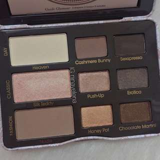 Too Faced / natural eyes pallete
