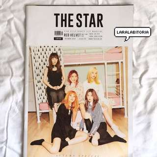 Red Velvet The Star Autumn Special