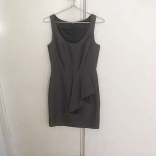 PRICE DROP! Portmans Charcoal Dress Size XS