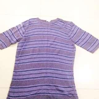 Armani sleeve dress
