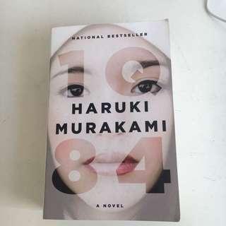IQ84 - Haruki Murakami