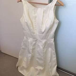 Review Ivory Dress Size 10
