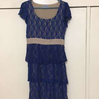 Unica Hija Lace Dress