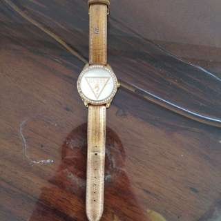Guess Watch Authentic