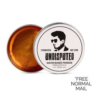 (2 for $20) Undisputed Stronghold Pomade