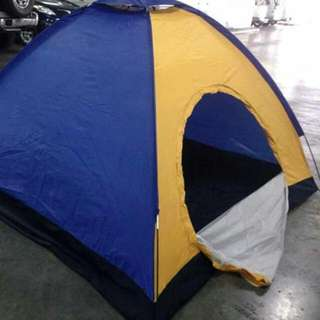 Camping Tent 6 Persons Capacity Brand New