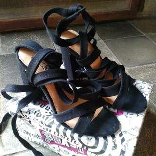 Payless Gladiator Heels
