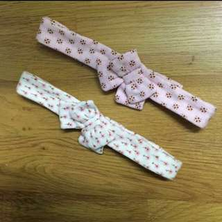 Baby Hairband For 2