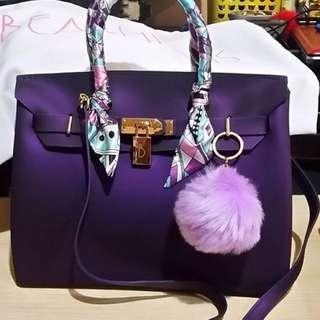Beachkins Matte Bag