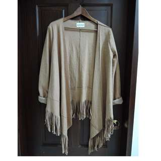 韓版 流蘇 外套/外搭 #三百元外套