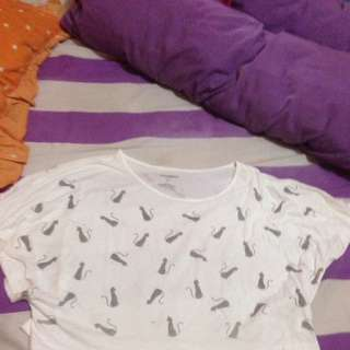 colorbox croptee shirt