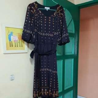 Melange Dress