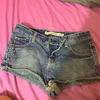 Zara Shorts Size 2