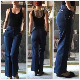 Vintage 'Dickies' high wasted Pants