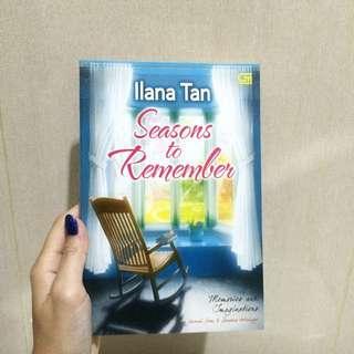 Ilana Tan : Seasons to Remember