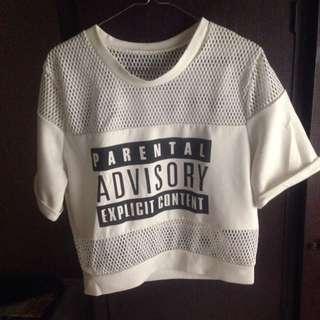 Parental Advisory T-shirt