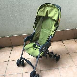 Old Combi Light Stroller