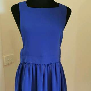 Topshop dress uk size  12. Great condition