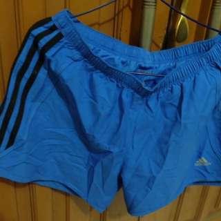 Blue Short Pants