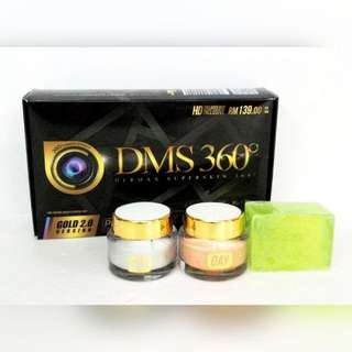 DMS 360 Skincare (READYSTOCK)