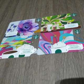 Starbucks Card (No Value)