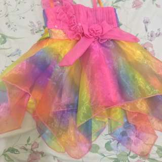 Fairy Inspired Gown