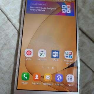 Samsung J7 2016 Gold Openline