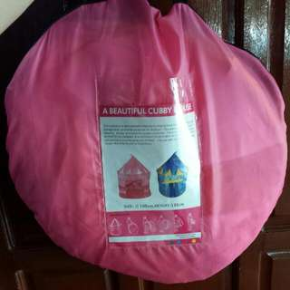 Cubby House Tent for Lil Girls