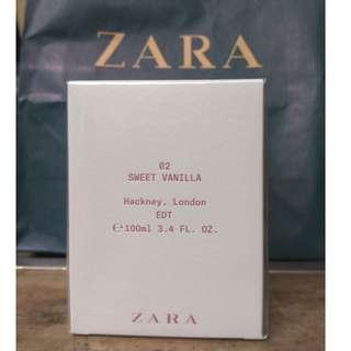 Zara EDT - 02 Sweet Vanilla