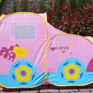 玩具兒童汽車帳篷
