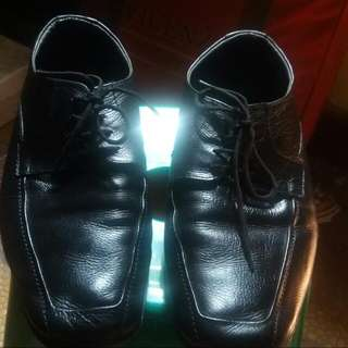 Sepatu Formal Hush Puppies Original Size 43