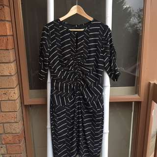 Country Road Silk Dress Size 6