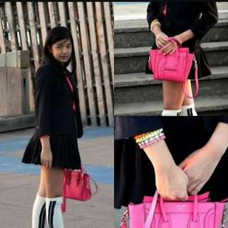 Sample Picture Celine Nano Pink