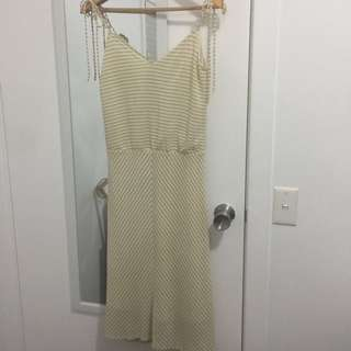 Mid Length Wish Dress