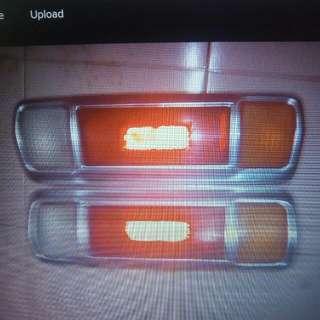 B110 GL Rear Lights