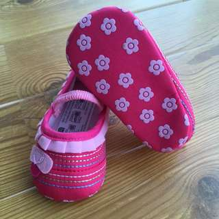 BABY GIRL PRE WALKER SHOES