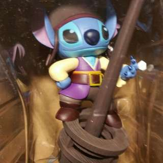 Stitch Pen Holder Inspired By Pirates Of The Caribbean