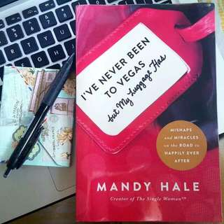 Never Been To Vegas But My Luggage Has by Mandy Hale