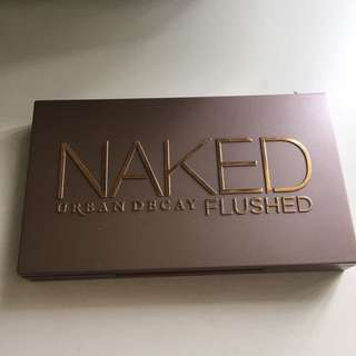 Naked Urban Decay Flushed Native
