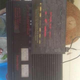 Power M sound sistem