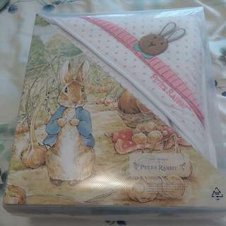 Peter Rabbit 包被