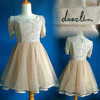 Dazzlin Tile Dress